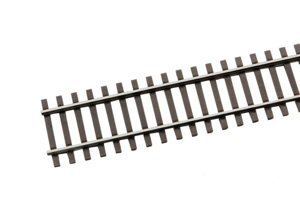 """Walthers Track 83001  HO Code 83 Nickel Silver Flex Track with Wood Ties -- Each section: 36"""" 91.4cm pkg(5)"""