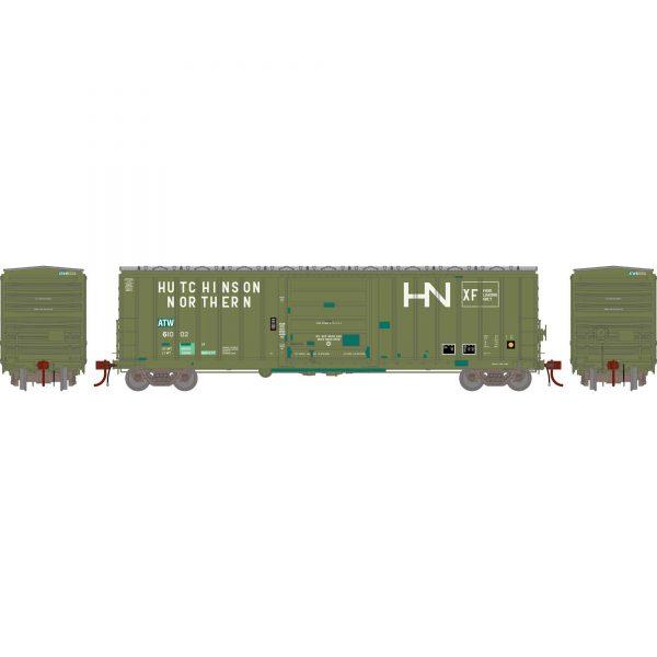 Athearn 26851   50' SIECO Box Car, ATW