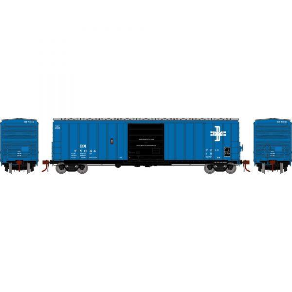 Athearn 26854   50' SIECO Box Car, B&M