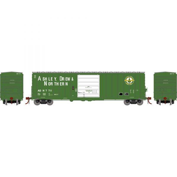 Athearn 26857   50' SIECO Box Car, AD&N