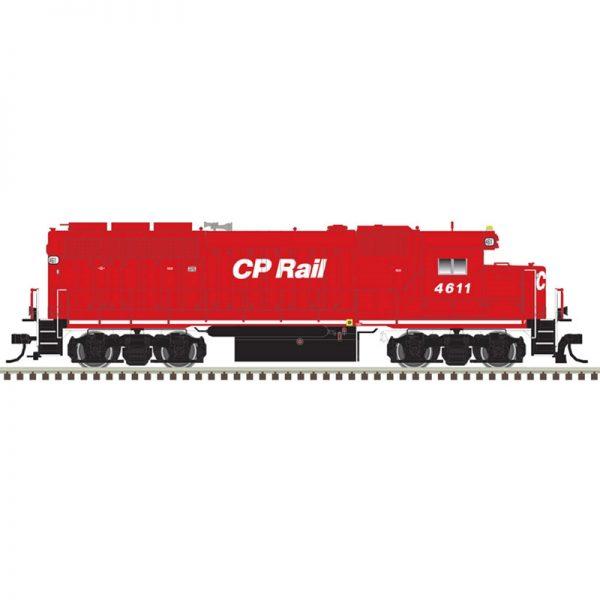 Atlas 40005273   GP-40 Gold, CP Rail (DCC/Sound)