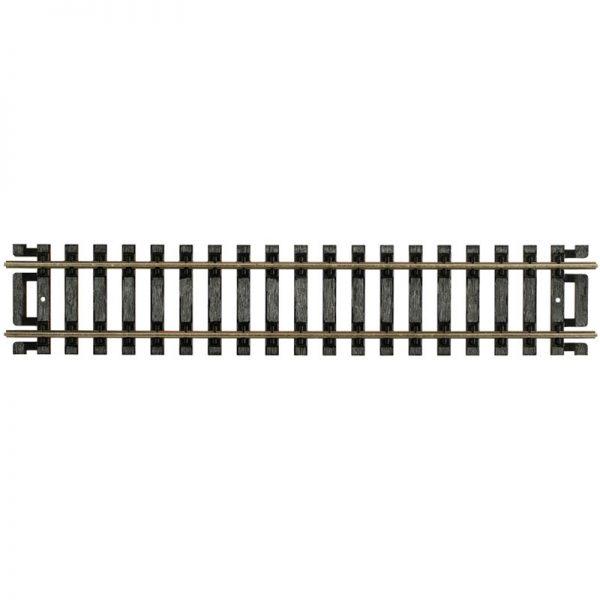 """Atlas 822  HO Code 100 6"""" Straight Track (4 Pack)"""