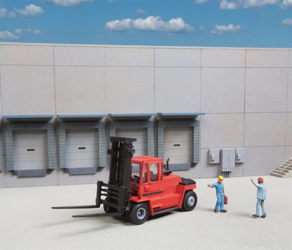 Walthers SceneMaster 11012  Heavy Forklift - Kit