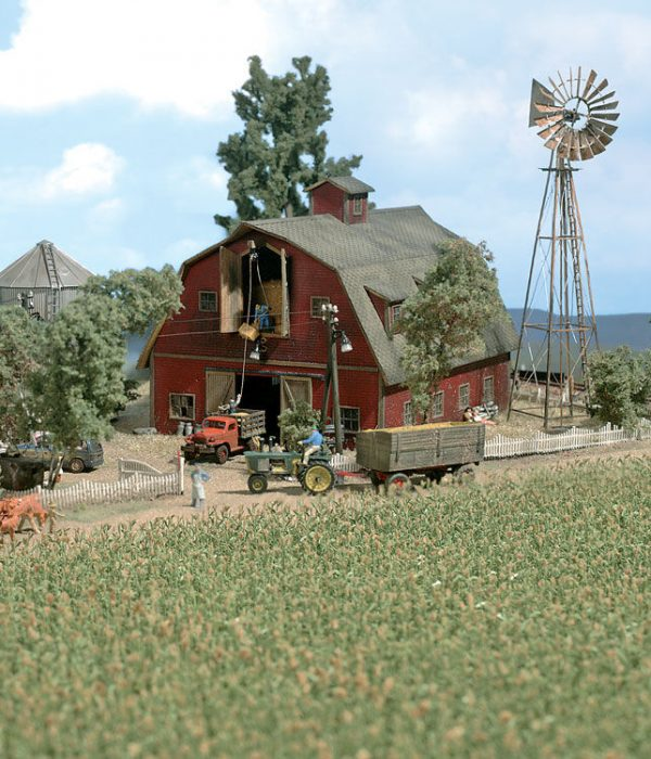 Walthers SceneMaster 1140  Summer Corn Field - Green