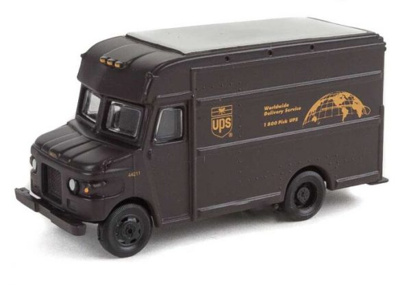 Walthers SceneMaster 14000  UPS Package Car