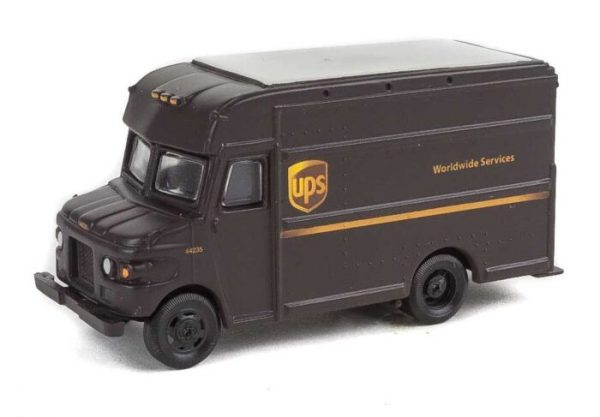 Walthers SceneMaster 14001  UPS Package Car