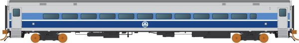 Rapido Trains 528034  Comet: AMT Montreal Coach
