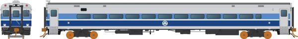 Rapido Trains 528035  Comet: AMT Montreal Cab Car