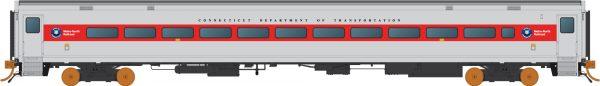 Rapido Trains 528036  Comet: CDOT Connecticut Coach