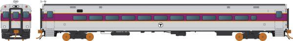 Rapido Trains 528039  Comet: MBTA Boston Cab Car