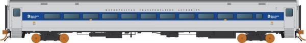 Rapido Trains 528040  Comet: MNCR New York Coach