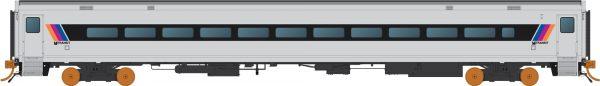 Rapido Trains 528042  Comet: New Jersey NJT Coach