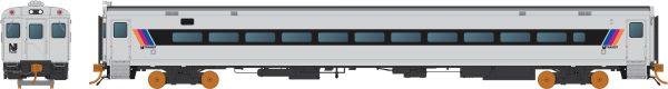 Rapido Trains 528043  Comet: New Jersey NJT Cab Car