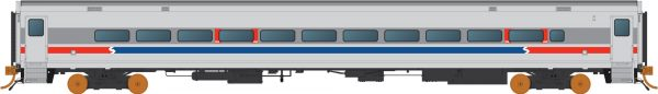 Rapido Trains 528044  Comet: Philadelphia SEPTA Coach