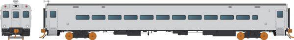 Rapido Trains 528047  Comet: Undecorated Cab Car