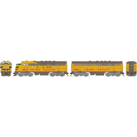 Athearn Genesis 19534  Diesel Locomotive F7A/F7B, UP/Freight