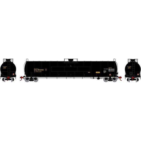 Athearn Genesis 25653   33,900-Gallon LPG Tank/Flat Panel, UTLX