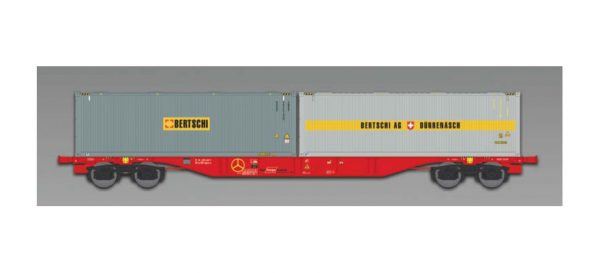 ACME 40414  Container Wagon Type Sgnss-y 60', RCA