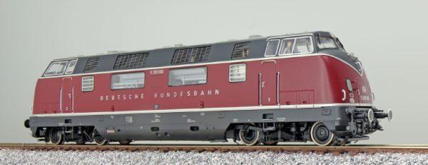 ESU 31336  Diesel Locomotive V220, DB (Digital Sound+Smoke, DC/AC)