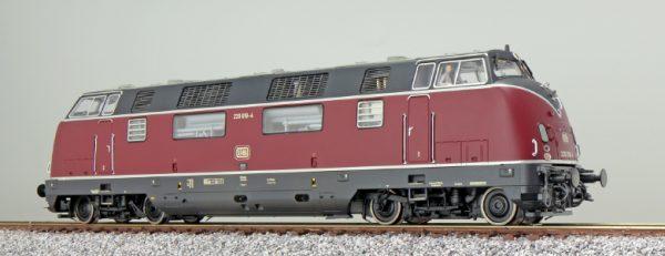 ESU 31337  Diesel Locomotive 220, DB (Digital Sound+Smoke, DC/AC)