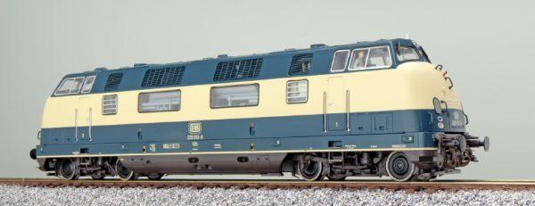 ESU 31338  Diesel Locomotive 220, DB (Digital Sound+Smoke, DC/AC)